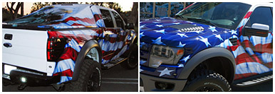 Mecum Auction Ford Raptor to benefit veterans